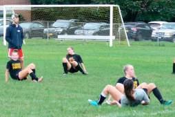 08.13.18 Colonie Central High School Girls Soccer Practice NYSPHAA - Section 2 https://capitalregionhssports.com