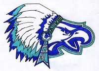 LG-HL football logo