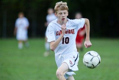 10.03.18 Cambridge @ Waterford Varsity Boy's Soccer NYSPHAA - Section 2 https://capitalregionhssports.com