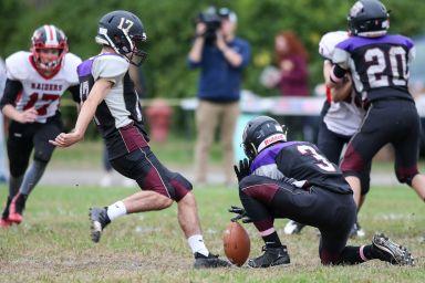 10.06.18 Mechanicville - Notre Dame-Bishop Gibbons Varsity Football NYSPHAA - Section 2 https://capitalregionhssports.com