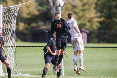 10.13.18 Christian Brothers Academy Var Boys Soccer vs Bethlehem Central High School