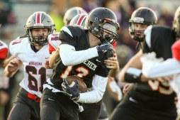 10.13.18 Niskayuna Varsity Football vs Bethlehem Central High School