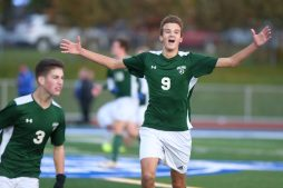 10.29.18 Schalmont vs Ichabod Crane Boy's Varsity Soccer NYSPHAA - Section 2 Class B Championship Schalmont - 4 Ichabod Crane - 3 https://capitalregionhssports.com