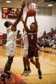 12.24.18 Kingston @ Lansingburgh Boys Varsity Basketball NYSPHAA Section 2